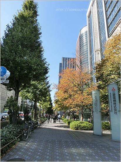 [東京好多次之旅] Day 1-2 築地-伊東屋-有樂町-東京車站