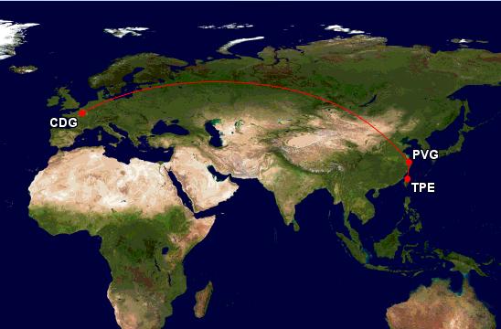 [哩程累積] 如何補登華航哩程及查詢試算哩程距離
