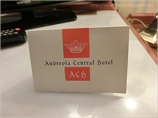 [義大利自助] 米蘭四星級 – Andreola Central Hotel 超高CP值與服務的近火車站住宿飯店心得推薦