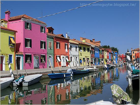 [義大利自助] 簡單搞定威尼斯二大離島 – 彩色島 Burano、麗都島Lido – 水上巴士交通