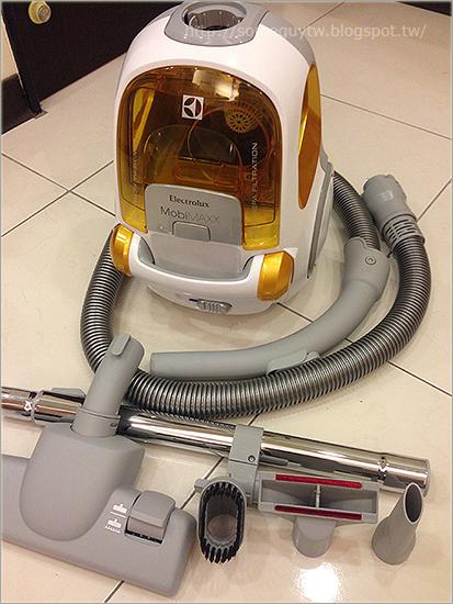 [小資優惠] 吸塵蟎的高C/P選擇 伊萊克斯 ZAR3510 吸塵器開箱心得介紹(含Z1860/ZAP9940規格比較)