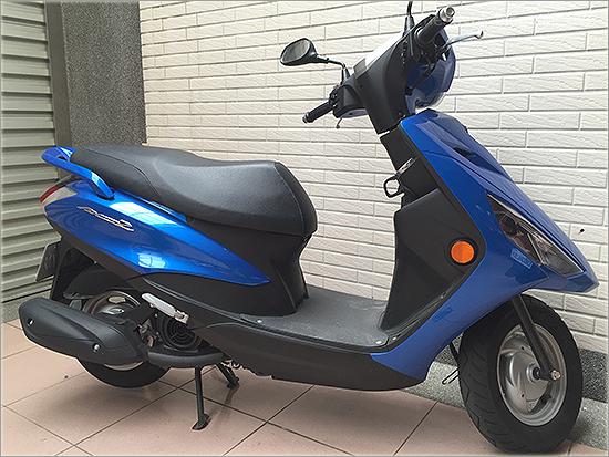 [半年實測油耗] 最省油自排機車 YAMAHA 勁豪 125 實際騎乘記錄與優缺點比較 (2017年更新)