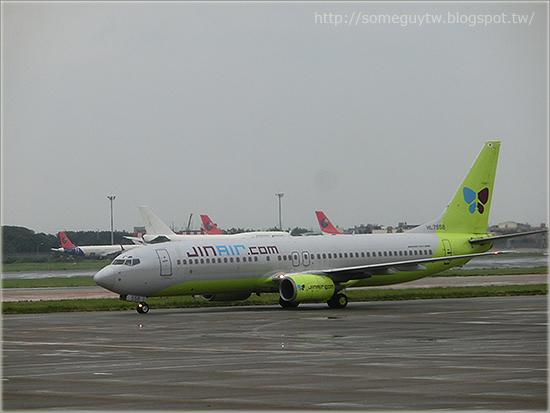 [飛行記錄] 真航空 LJ82 台北-首爾仁川 含行李輕食的廉價航空飛行延誤記錄