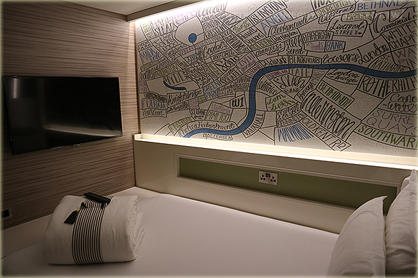 [倫敦住宿] 市中心超有設計感商務飯店推薦 – Hub by Premier Inn 住宿空間心得分享與推薦
