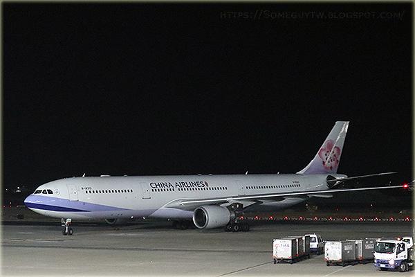 [飛行記錄] 中華航空 CI837 晚班經濟艙 台北-曼谷 飛行記錄 + 落地簽辦理經歷 (TPE-BKK)
