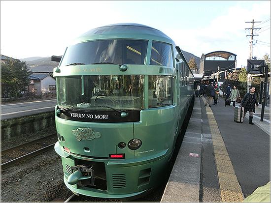 [日本自助] 四個方法 讓你坐到九州人氣列車 由布院之森號 (當天用JR Pass劃位到由布院之森)