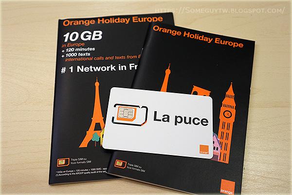 [歐洲上網] Orange Holiday SIM 歐洲跨國上網 | 10GB滿意 超快速度 網路使用經驗與推薦分享 (荷蘭/比利時)