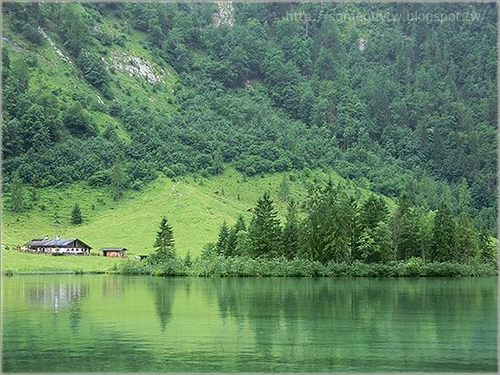 [奧捷自助] 德國國王湖一日遊 交通方式圖文全紀錄 (薩爾斯堡-國王湖)