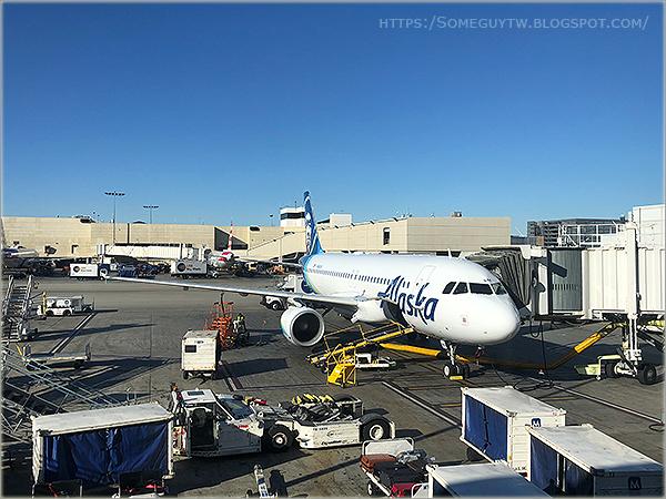 [飛行記錄] 阿拉斯加航空 AS1486 洛杉磯 – 拉斯維加斯交通選擇/訂票/報到/飛行記錄 (Alaska LAX – LAS)