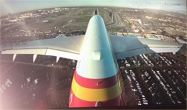 [飛行記錄] 香港航空 A350 台北-香港-洛杉磯 超划算經濟艙票價體驗 (HX285 + HX068 TPE-LAX)