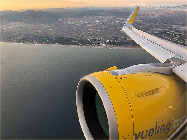 [飛行記錄] 西班牙便宜移動方式 伏林航空 VY1901 巴塞隆納-馬德里 A320neo 搭乘記錄(BCN-MAD)