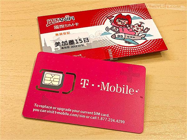 [加拿大上網] 看極光就選這張 SIM 卡! T-Mobile 美加墨跨國上網卡溫哥華/黃刀鎮使用分享與推薦