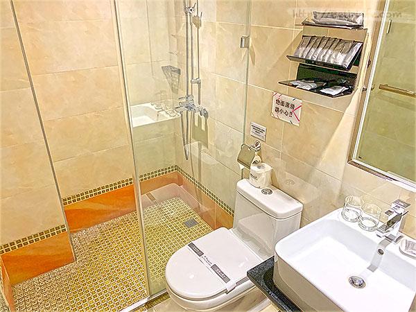 御宿後驛館:浴室