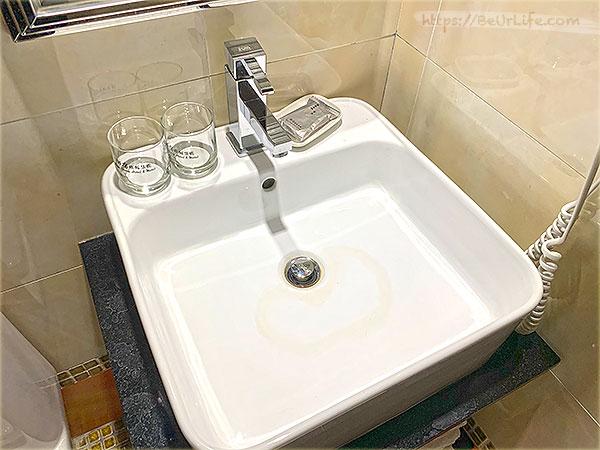 御宿後驛館:浴室(水槽)