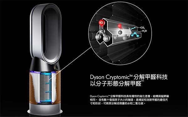 Dyson 空氣清淨機可以分解甲醛